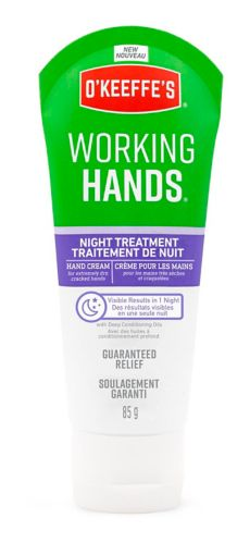 O'Keefe's Working Hands Night Repair, 3-oz Product image