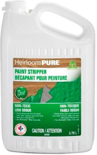 Décapant sans chlorure de méthylène Heirloom Pure, 3,78 L