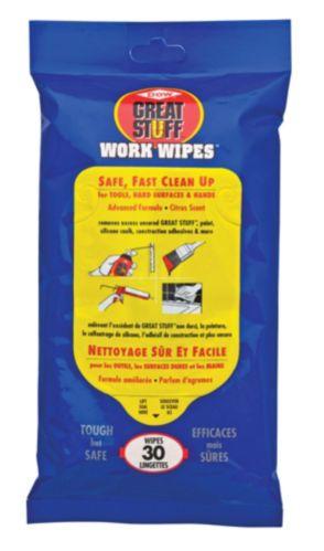 Chiffons Work Wipes GREAT STUFF Image de l'article