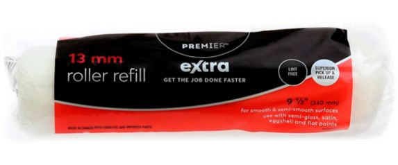 Premier Extra Paint Roller, 13mm Product image