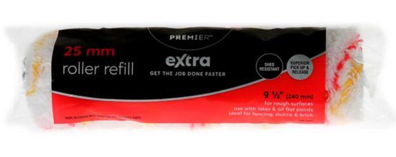 Manchon de remplacement Extra Premier, 9,5 po