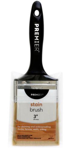 Premier Stain Brush, 3-in