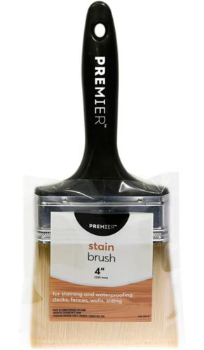 Premier Stain Brush, 4-in Product image