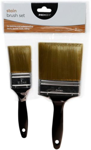 Premier Stain Brushes, 2-pk Product image