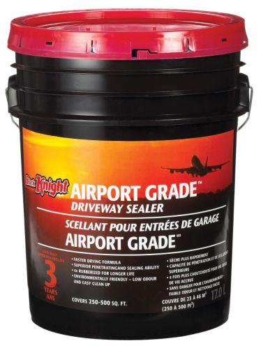 Scellant pour entrée Black Knight Airport Grade, 17 L Image de l'article