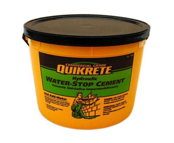 Quikrete Commercial Grade Water Stop Cement Product image