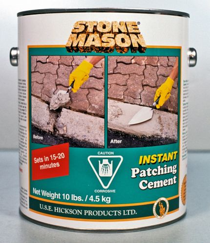 Stone Mason Instant Patching Cement, 4.5-kg Product image