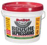 Bouche-dépressions pour entrée d'asphalte Black Knight, 10 kg | Black Knightnull