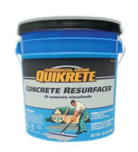 Quikrete Concrete  Commercial Grade Resurfacer, 9-kg Product image