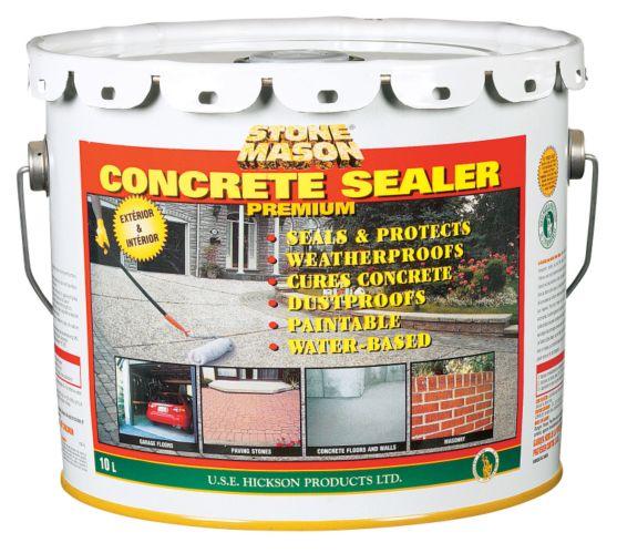 Stone Mason Concrete Sealer, 10-L