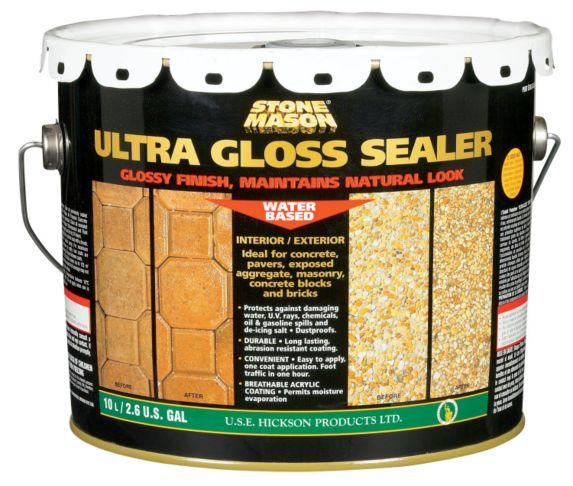 Stone Mason Ultra Gloss Sealer, 10-L Product image