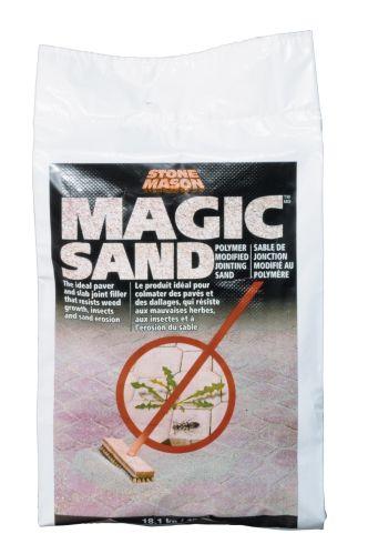 Stone Mason Driveway Paver Locking Sand, 18.1-kg