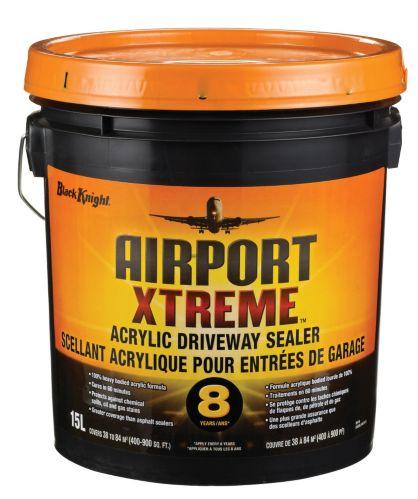Scellant acrylique pour entrée Black Knight Airport Xtreme, 15 L