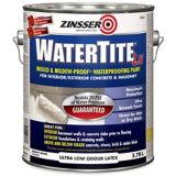 Zinsser WaterTite Waterproofing Paint, 3.78-L | Zinssernull