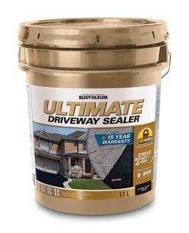 Ultimate Driveway Sealer