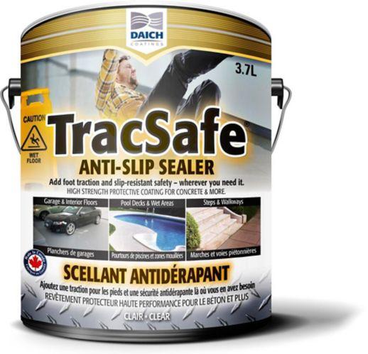 TracSafe Anti-Slip Mult-Surface Sealer, Clear