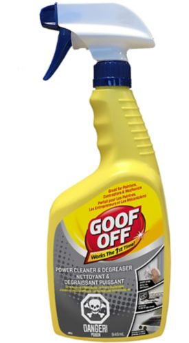 Goof-Off Power Cleaner & Degreaser, 32-oz Product image