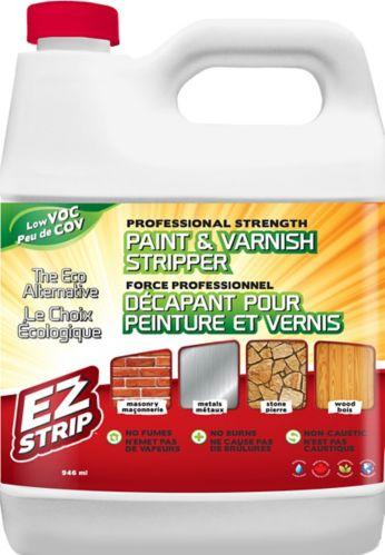 Décapant pour vernis et peinture EZ-Strip, 946 mL Image de l'article