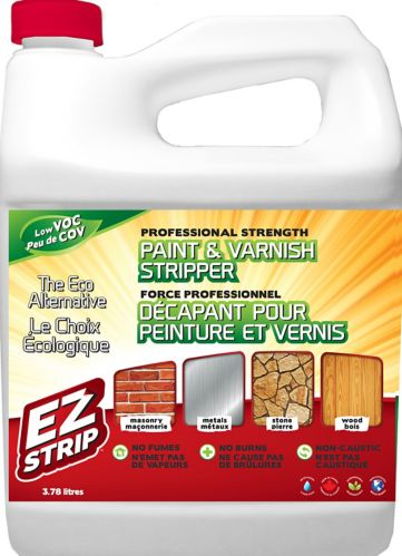 EZ-Strip Paint & Varnish Stripper, 3.78-L Product image
