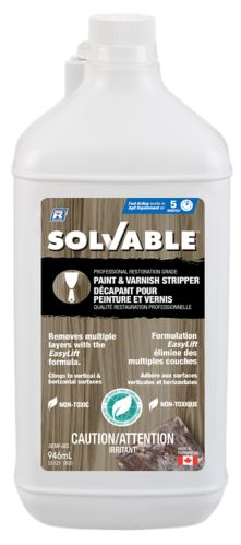 Solvable Paint & Varnish Stripper, 946-mL Product image