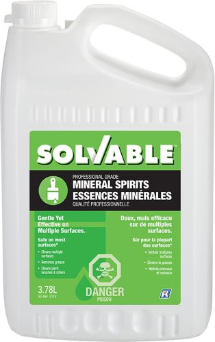 Solvable Professional Grade Mineral Spirits, 3.78-L Product image