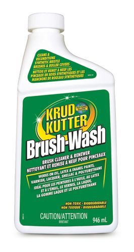 Rust-Oleum Krud Kutter Brush-Wash Cleaner & Renewer, 946-mL Product image