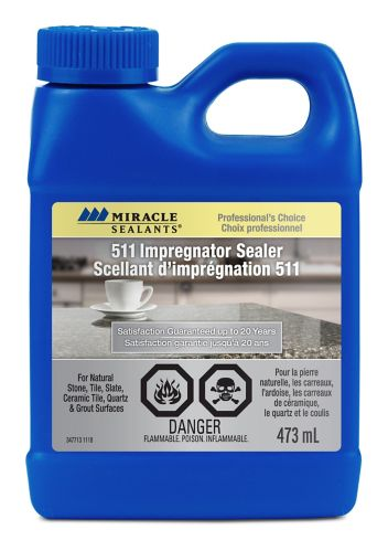 Scellant d'imprégnation 511 Rust-Oleum Miracle Sealants, 473 mL Image de l'article