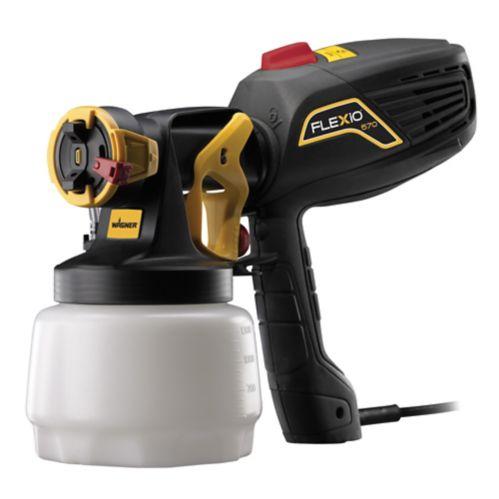 FLEXiO 570 Indoor/Outdoor Paint Sprayer Product image