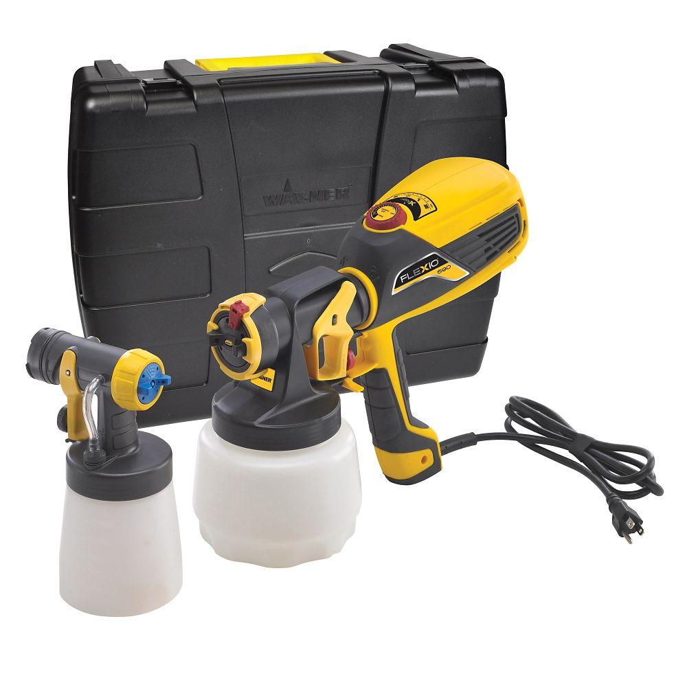 FLEXiO 590 Indoor/Outdoor Paint Sprayer 0529010