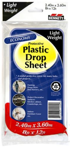 Plastic Drop Sheet Product image