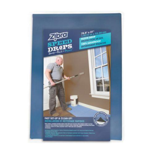 Tapis de peintre pour plancher et mur Image de l'article