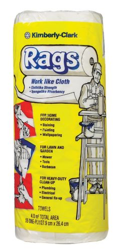 Kimberly-Clark Rags on a Roll, 55-Count Product image