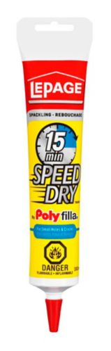LePage Polyfilla 15-Minute Instant Dry, 162-mL