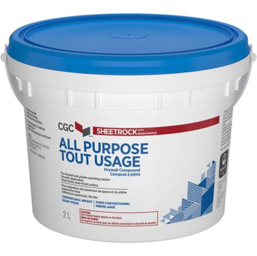 CGC Ready-To-Use Drywall Compound