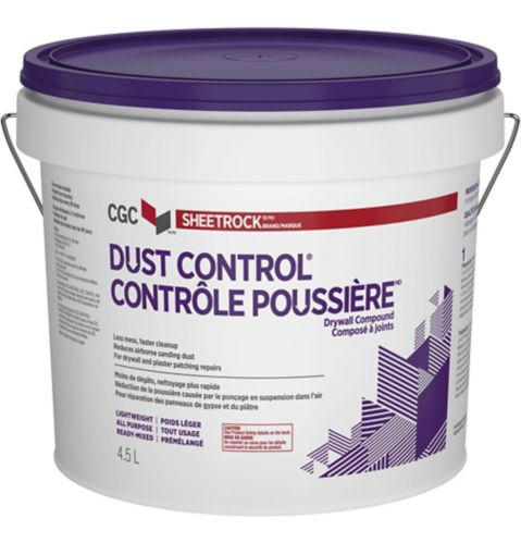 CGC DustControl Drywall Compound