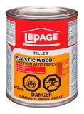 LePage Plastic Wood Filler, 473-mL | LePagenull