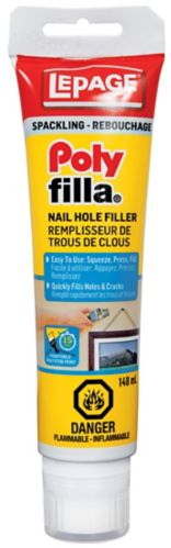 LePage Poly Filla Nail & Hole Filler, 148-mL Product image