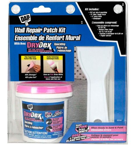 DAP DryDex Wall Repair Patch Kit Product image