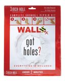 Wall RX Drywall Repair Kit, 3-in | Fiber Fixnull