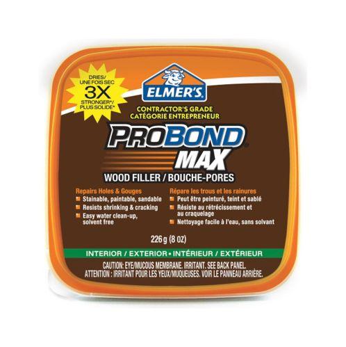 Elmer's ProBond Max Wood Filler, 8-oz