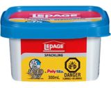 Mastic Polyfilla sec en 15 minutes, 300 ml | LePagenull
