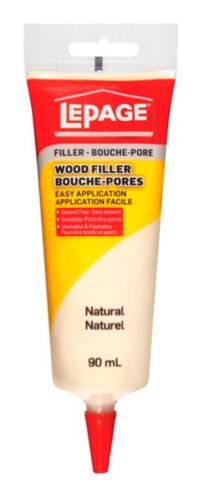 LePage Tinted Wood Filler, 90-mL Product image