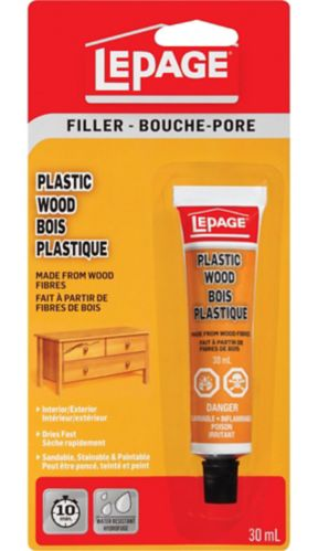 LePage Plastic Wood Filler, 30-mL Product image