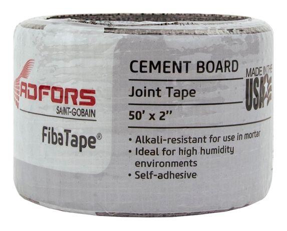 Ruban de panneau de ciment Saint-Gobain FibaTape, 50 pi Image de l'article