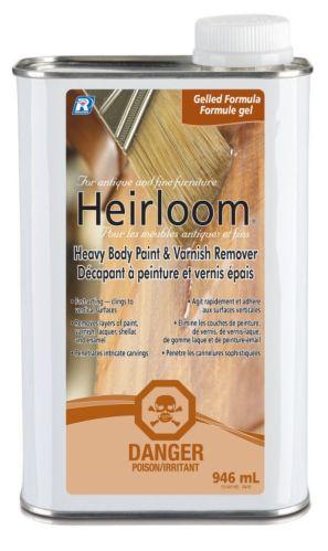 Heirloom Robust Heavy-Duty Furniture Stripper