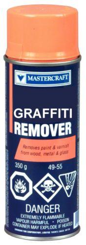 Goof Off PRO Strength Graffiti Remover Aerosol Spray, 473-mL