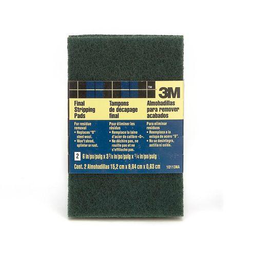 Tampon de décapage final réutilisable 3M Image de l'article