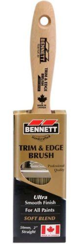 Bennett Soft Blend Flat Brush, 2-in