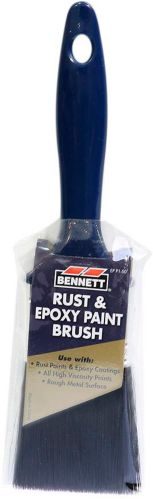 Bennett Rust & Epoxy Flat Brush, 2-in Product image
