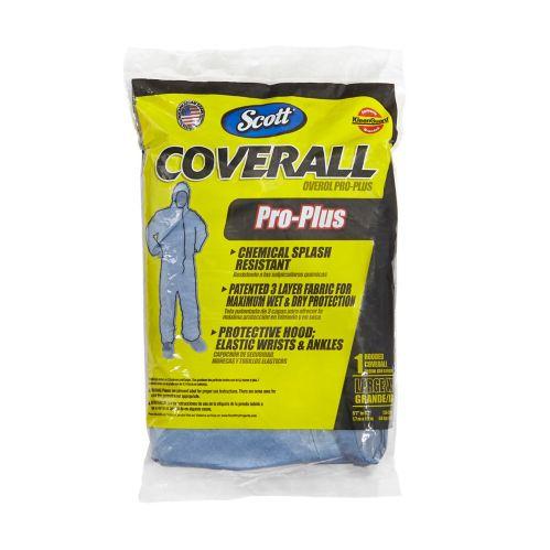 KleenGuard Chemical Splash Resistant Coveralls Product image